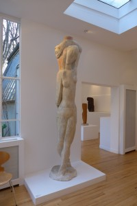 Paris Zadkine museum - the artist's house
