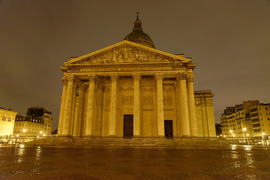 Place du Pantheon - Paris