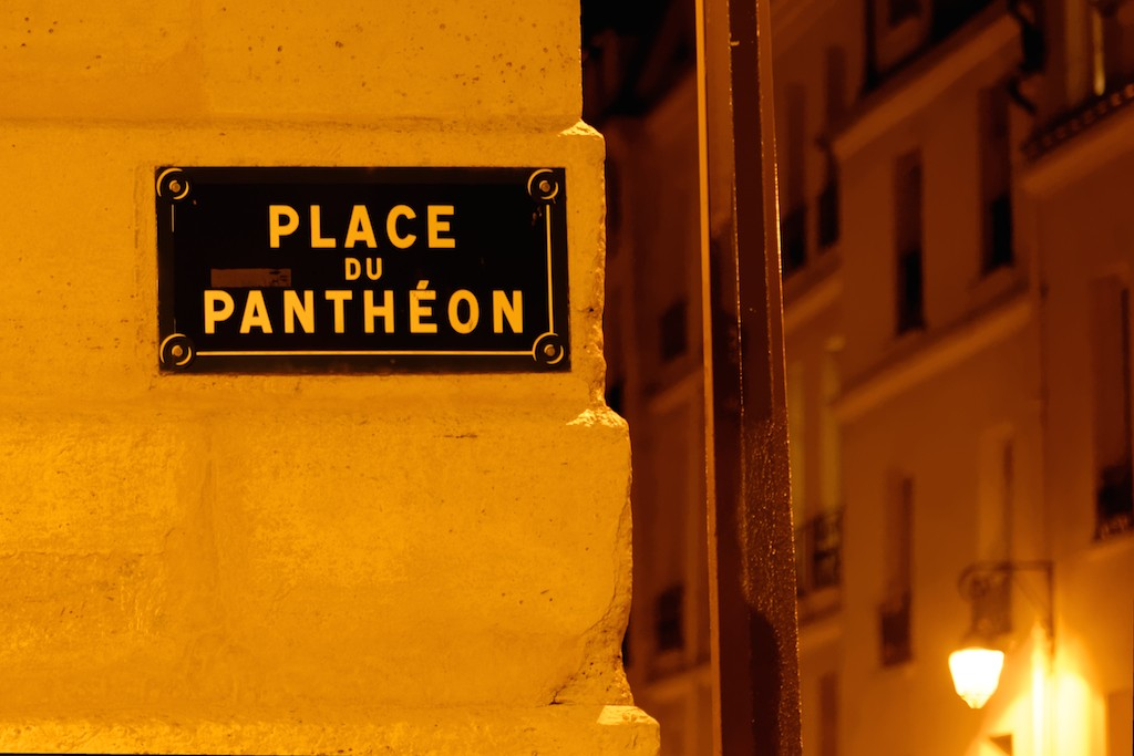 Place du Pantheon-Paris