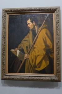 exhibition Velazquez Paris-saint thomas