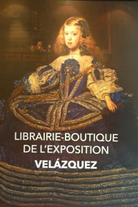exhibition Velazquez Paris-shop