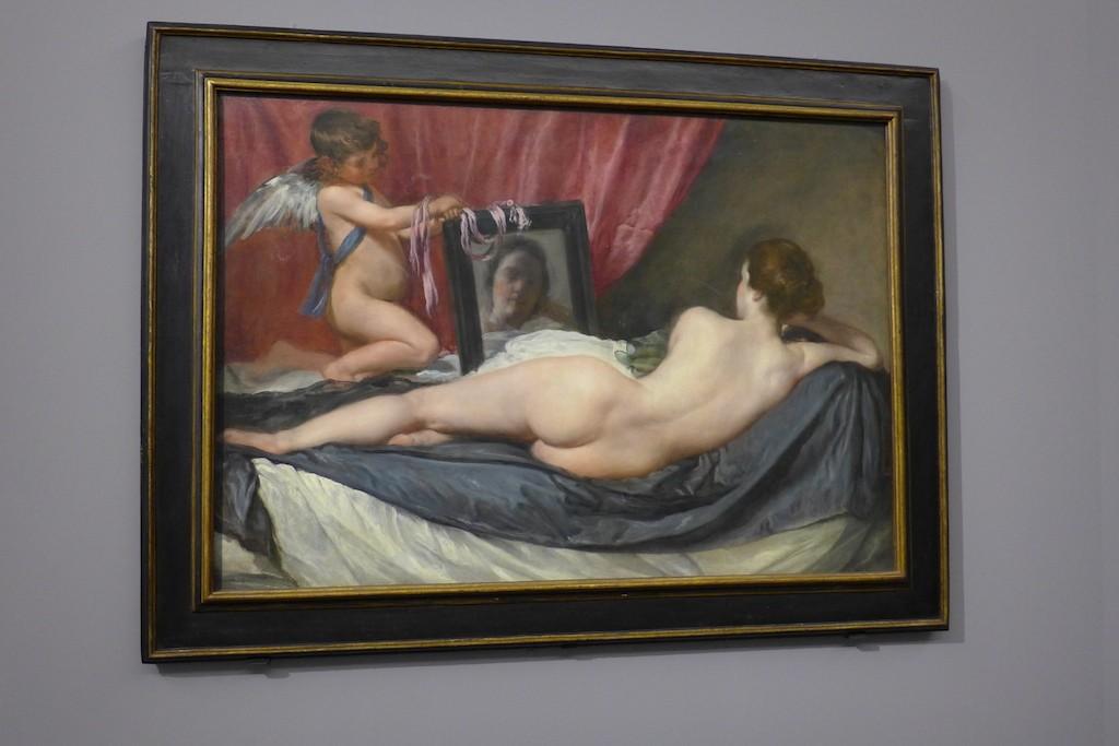 exhibition velazquez Paris-la toilette de Venus