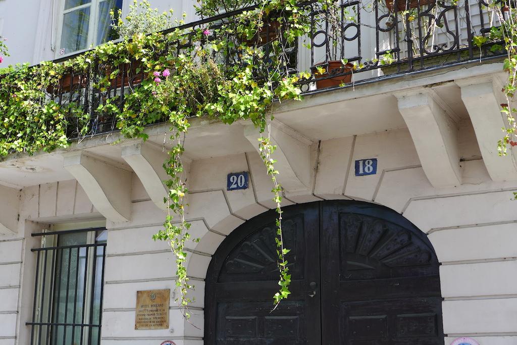 hotel particulier ile saint louis