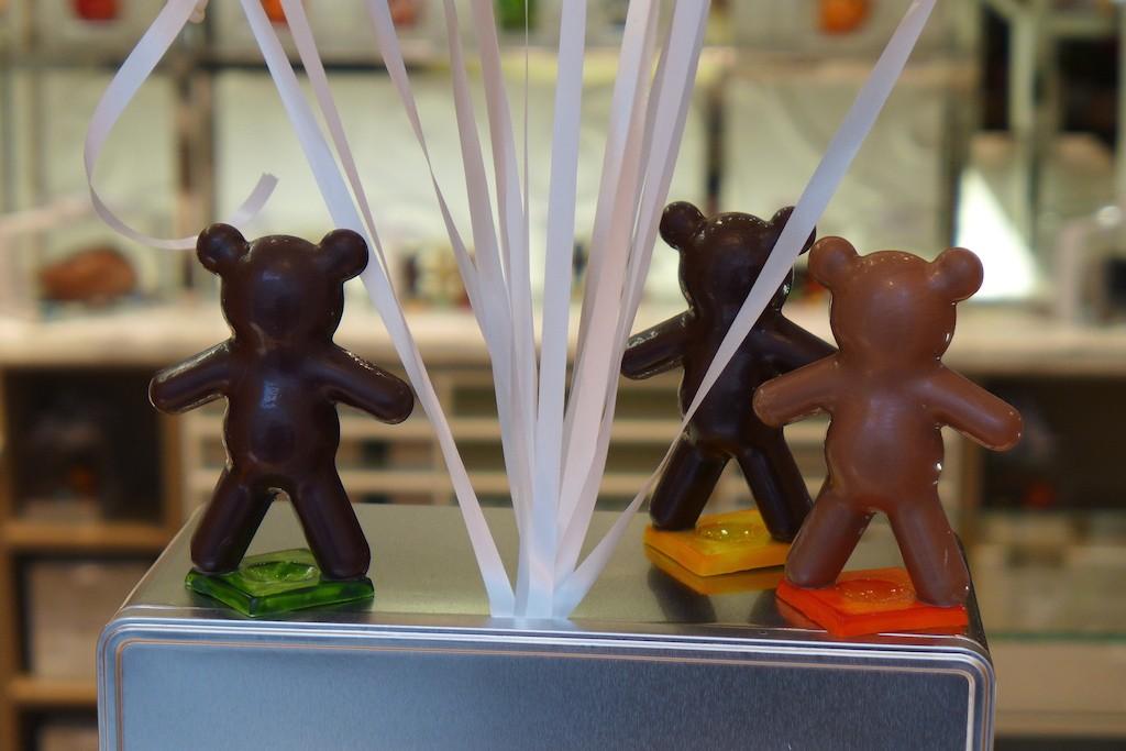 Jacques Genin Paris-Easter chocolates