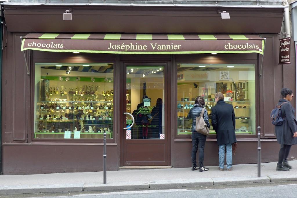 Josephine Vannier-Paris-Marais