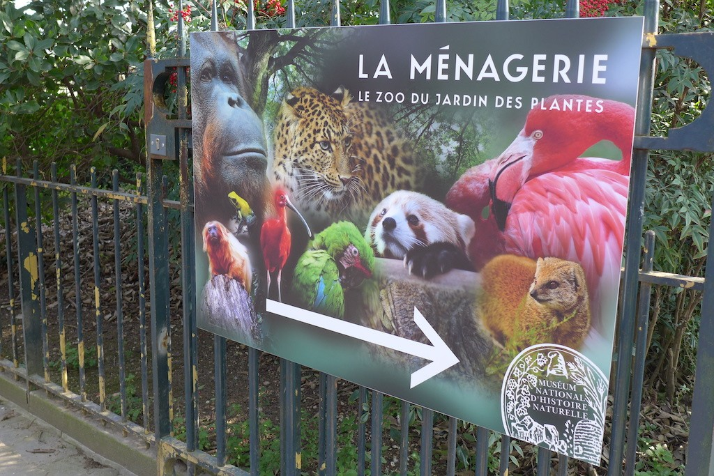 Jardin des plantes paris la menagerie good morning paris - Maison de retraite jardin des plantes ...
