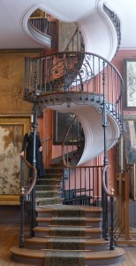musee gustave moreau paris-stairs