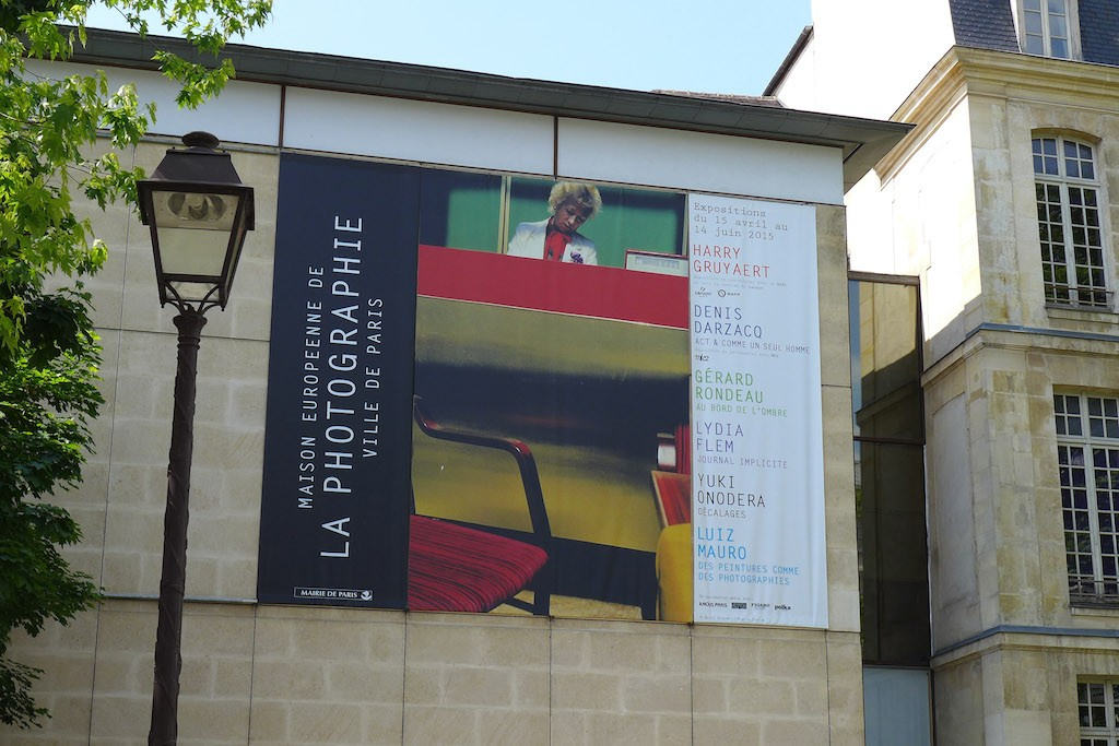 Maison europeenne de la photographie-Paris-