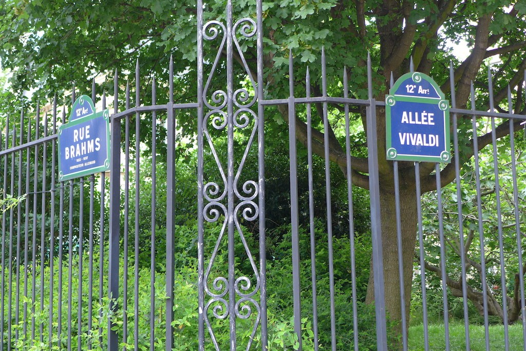 Promenade Plantee - Paris - Allee Vivaldi