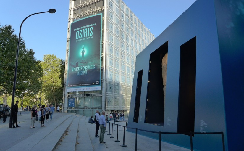 Osiris Exhibition in the IMA in Paris: A Must-See!