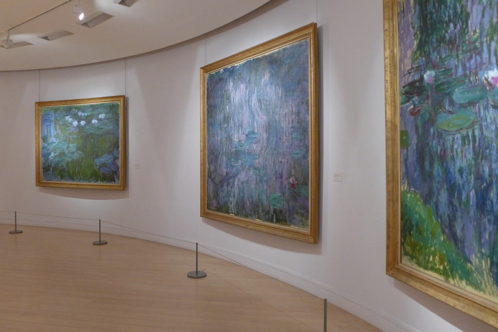 Musee Marmottan-Paris-les nympheas-Monet