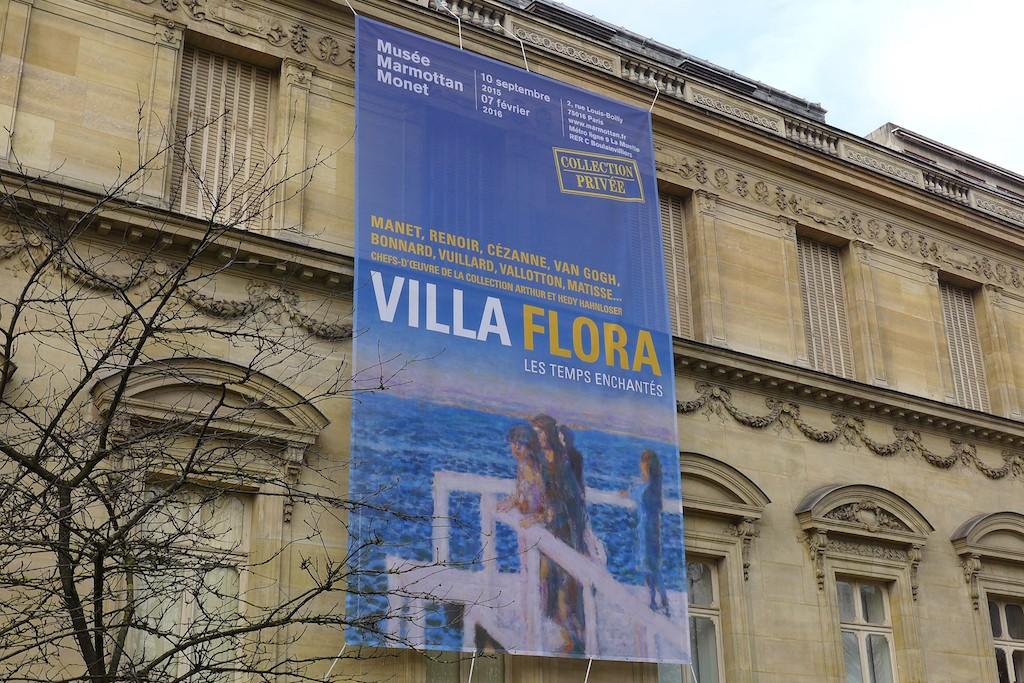 VIlla Flora-Musee Marmottan-Paris