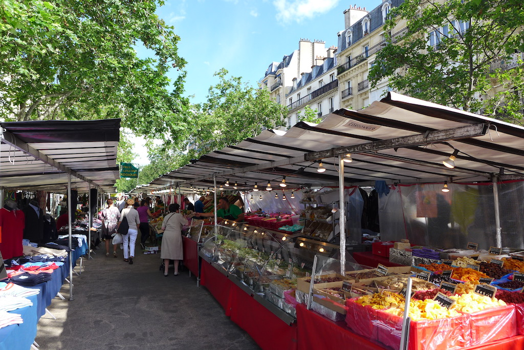 Marche-Saxe-Breteuil-Paris-Airy and relaxed