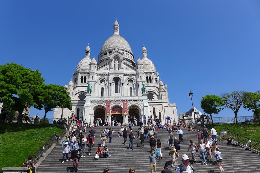 Montmartre-Paris-Sacre coeur