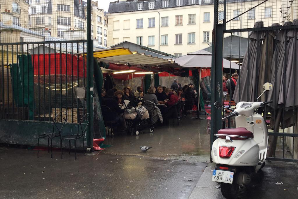 Marche des enfants rouges-Rue de Beauce