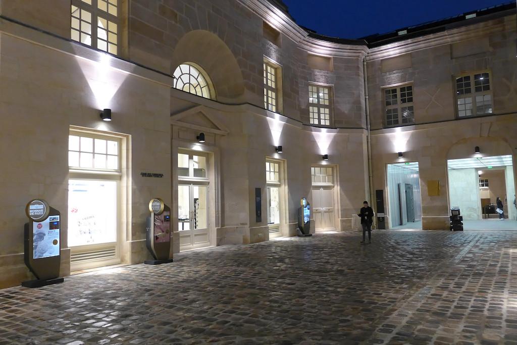 Monnaie de Paris-Cour des fonderies