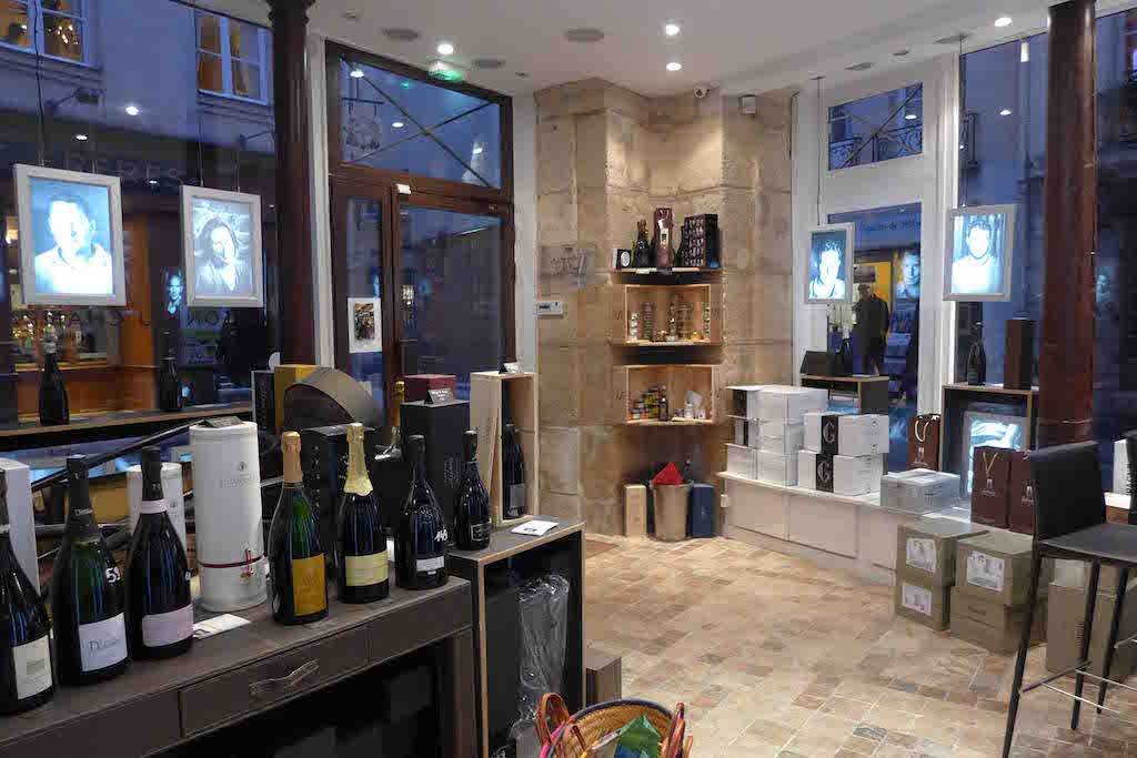 Champagne Shop in Paris - Producers of the month