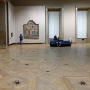 Musée du Louvre - The Salon Carré
