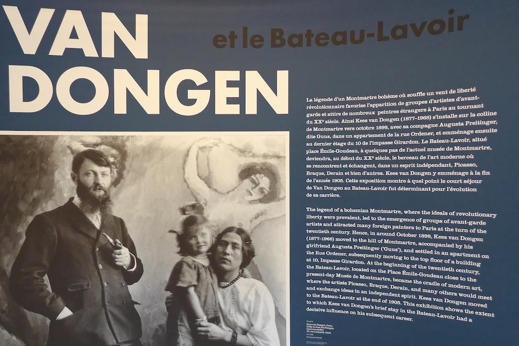 Musee de Montmartre - Paris - Exhibition Van Dongen