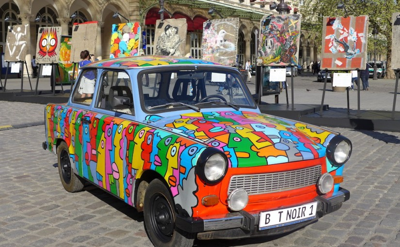 Art Liberté – du Mur de Berlin au Street Art: a Free Exhibition in Paris