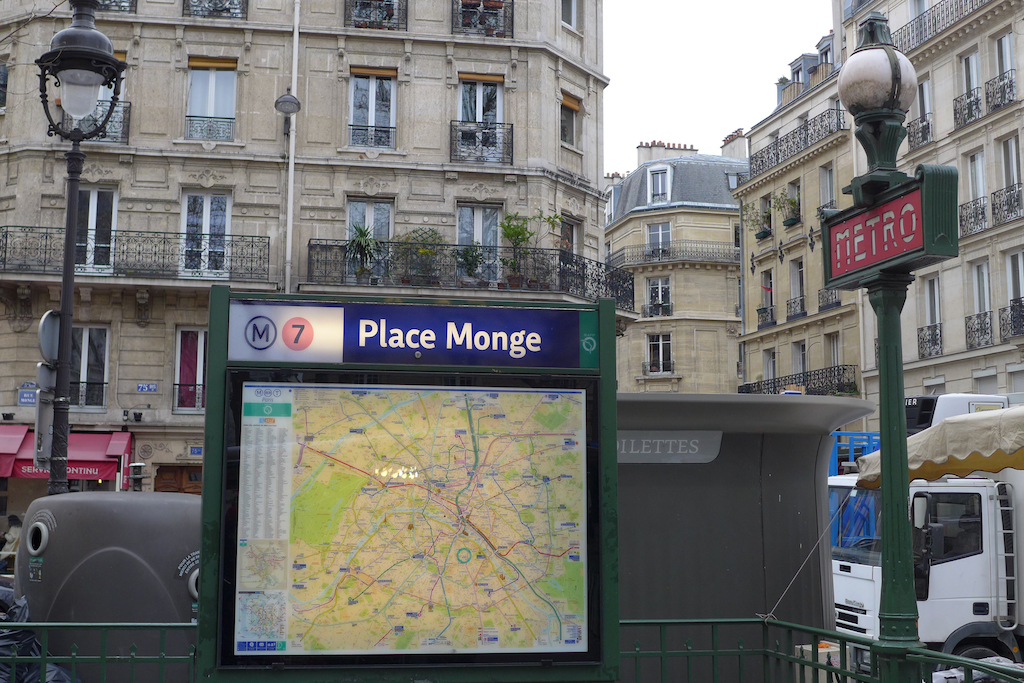 Monge Hotel Paris France