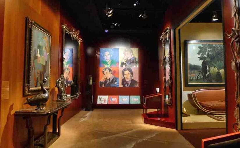 Vivre pour l'Art, A Superb Intimist Exhibition in Paris