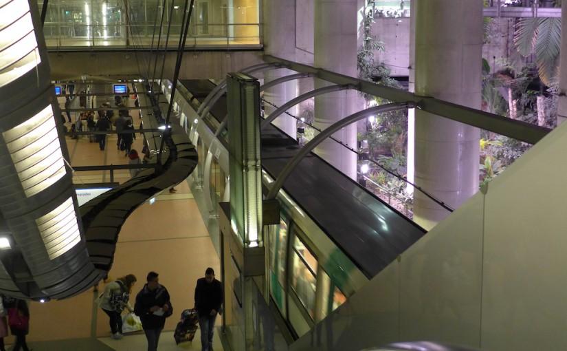 Metro Station of the Month: Gare de Lyon (line 14)
