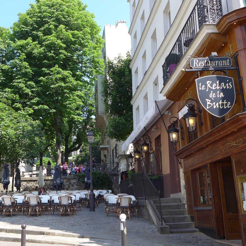 Hotel De La Butte montmartre-paris-relais de la butte-01 - good morning paris